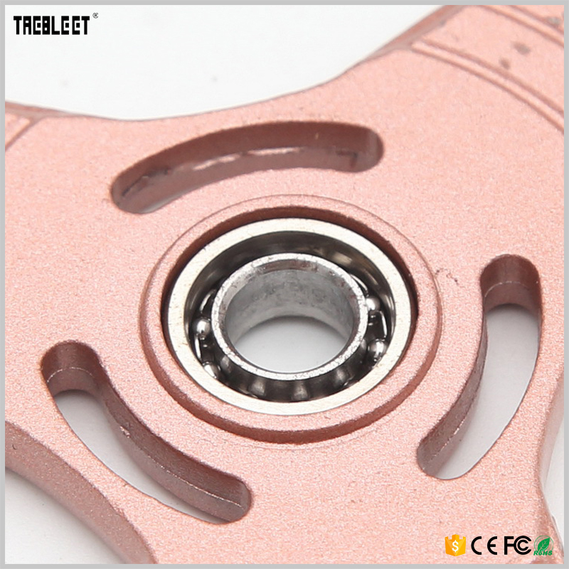 2017 trending hot products fidget spinner metal
