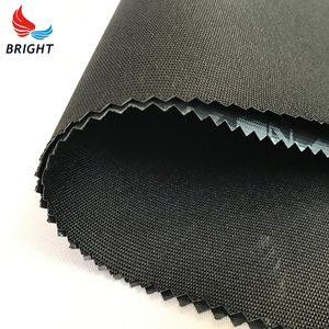 China supplier custom backpack fabric pvc leather for bag luggage