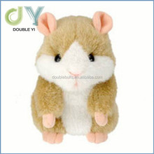 Hot sale wholesale plush X talking hamster toy for children