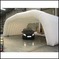 NB-1-TN15 white inflatable roof tent/ inflatable booth for wedding /exhibition /promotion/parking