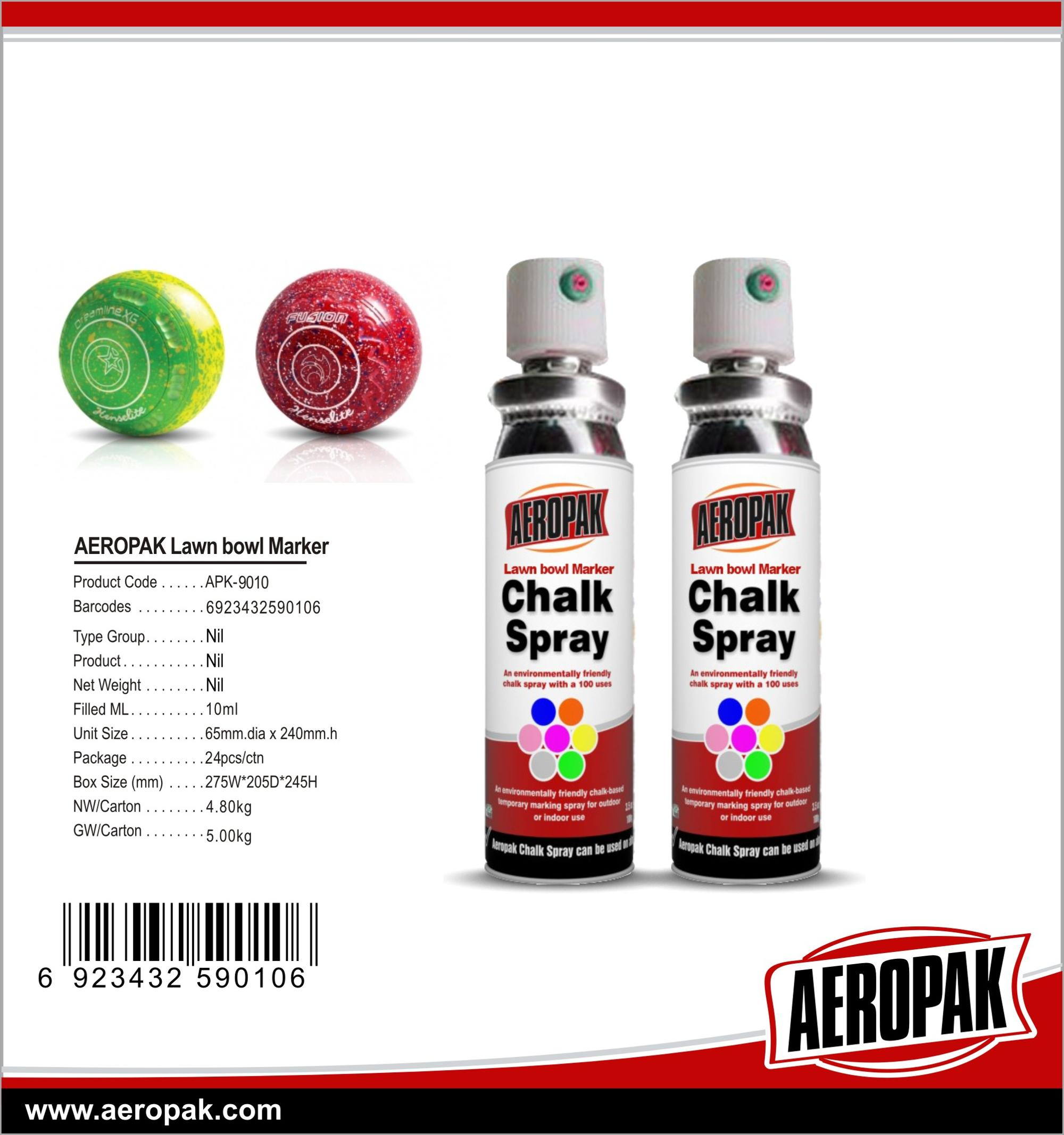 I-like EN standard temporary liquid chalk mark spray paint