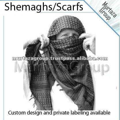 Shemaghs/Scarfs