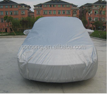 PEVA & PP Cotton Material and hail proof and UV protection Function SUV car cover
