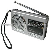 K-703 good quality high power output two way portable radio with big speaker