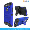 Wholesale Belt Clip Rugged Kickstand Hybrid Combo Case for iPhone 7,Mobile Phone Case Cover for iPhone7