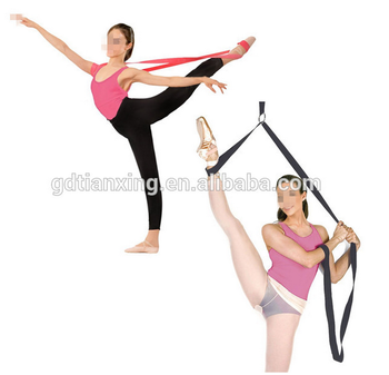 Crossfit High Density Eco-friendly Home GYM Fitness Yoga Ballet Stretch Loop Band Set