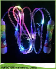 LED Lighting Jump Rope Skipping Rope for Adults School Kids Fitness