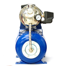 Domestic Garden Self Priming Water Pump with pressure Tank