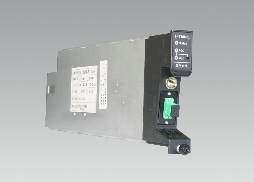 Optical Transmitter Forward TFT1550E Direct modulation 1550nm optical transmitter Module