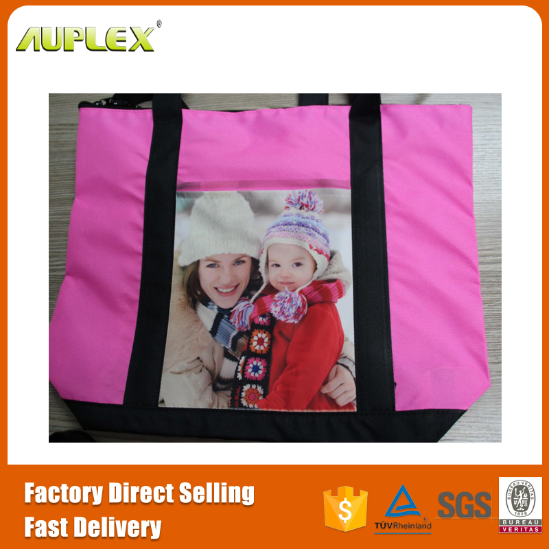 Wholesale Design your own heat transfer diaper bag