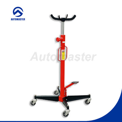 High Quality 0.5Ton Single-Cylinder Transmission Jack with CE Approval