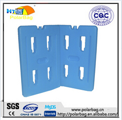 2000ml big hard HDPE reusable ice packs