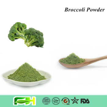 Pure Natural Nutritional Supplement Dehydrated Broccoli Powder, Organic Broccoli Powder , Broccoli Powder