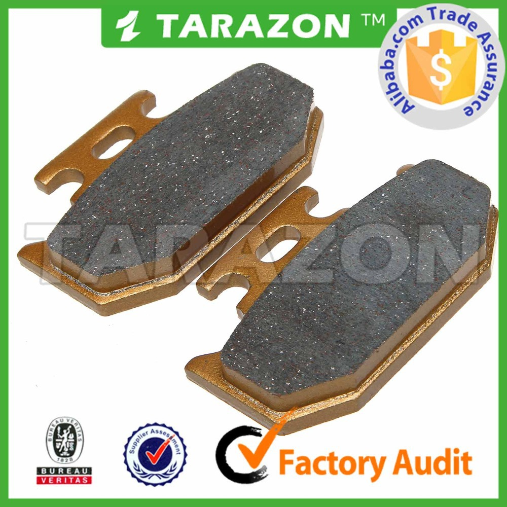 Off road bike rear brake pads for kawasaki suzuki yamaha