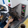 fries and chips food paper cone or bag making machine