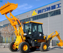 China Mini Back Loader Backhoe For Sale