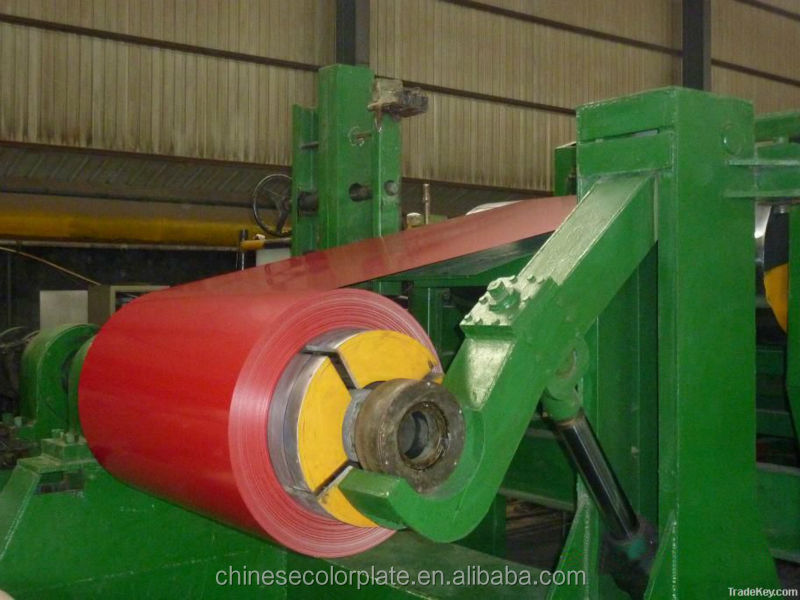 Akzo Nobel Paint Lacquer PPGI/GI/GL/prepainted galvanized steel coils/ color steel sheet for construction