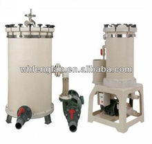 Chemical Filter Unit for PCB industry, electroplating industry, chemical industry & wastewater treatment