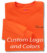 Orange Tee Shirt - free Shipping for Selected Orders