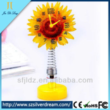 2014 New Fashionable Mini Clock Spring Table clock