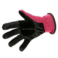 brand leather goat skin golf glove