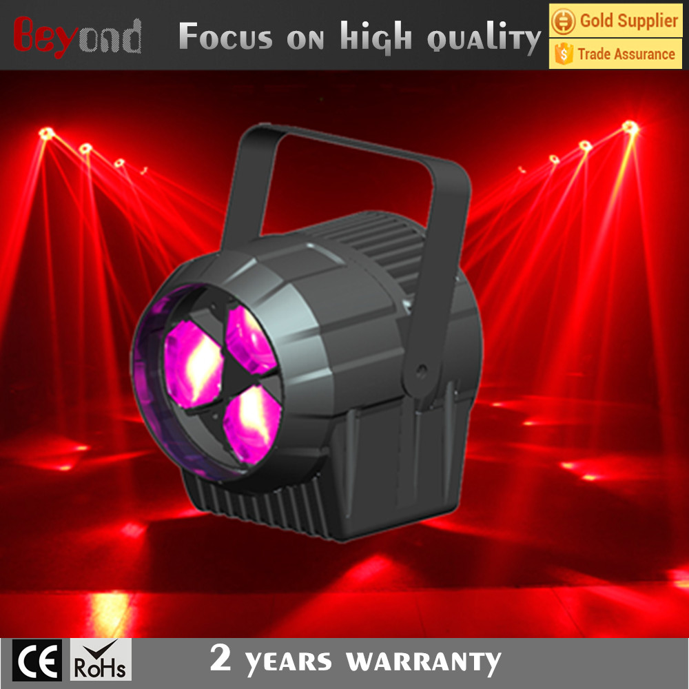 Wholesale cheap price3x4in1 15w led mini party light bee eye led stage lighting