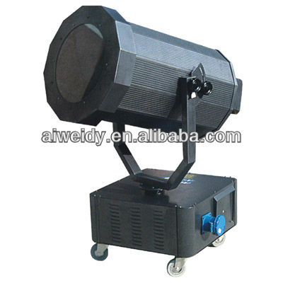 Guangzhou Aiweidy goods in stock advanced strong outdoor sky led search light