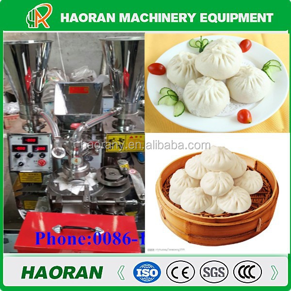 Chinese Momo Making Machine/Steamed Stuffed Bun Machine with Best Quality