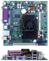 Made in china Embedded Industrial Motherboard Mini ITX D2550