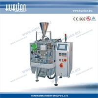 HUALIAN 2015 Weighing Filling Sealing Machine