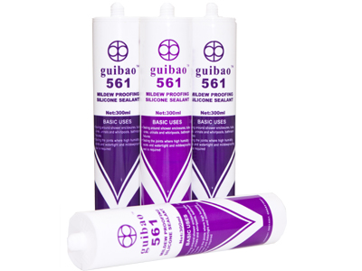 GB561 Mildewproofing Silicone Sealant