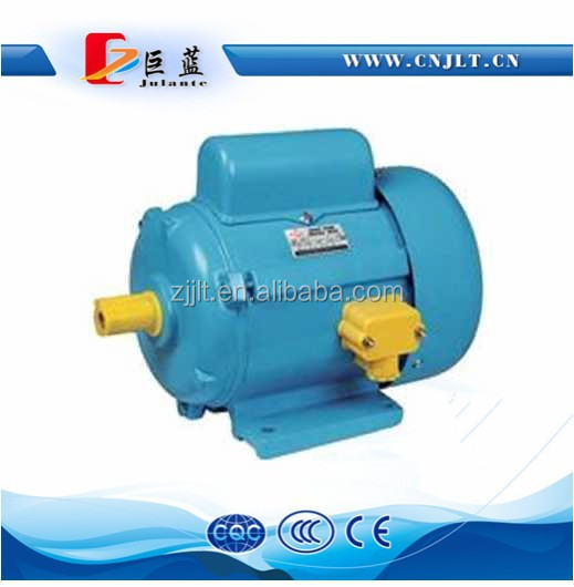 220v single phase capacitor star induction motor 0.55kw 2800rpm