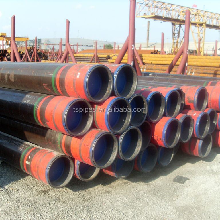 high quality and low price casing steel pipe for oil & gas exploration
