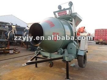 High output cement mixing beater