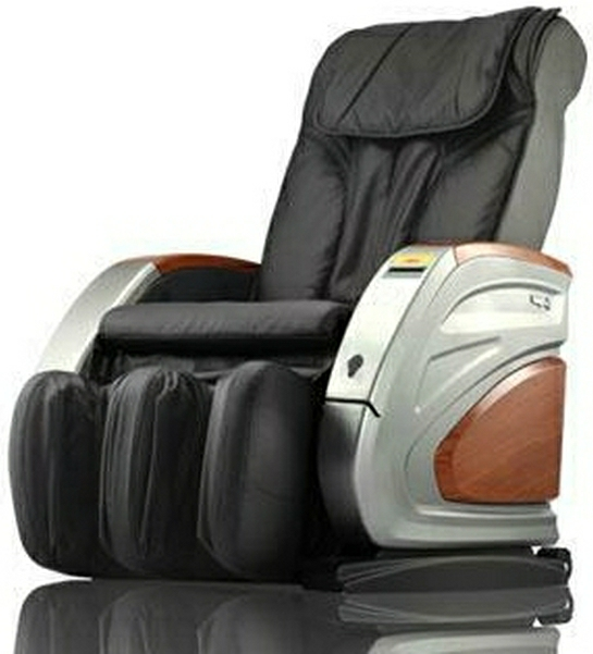 M-STAR six wheel massage mechanism and bill operated massage chair with full body massage