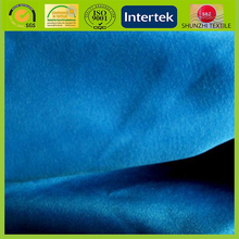 new 100% polyester micro fibre twill peach skin 75DX150D fabric for beach shorts/pants