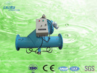 Automatic High Filtration Brush Water Filter recycling water system