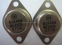Gold seal power transistor BUX48A