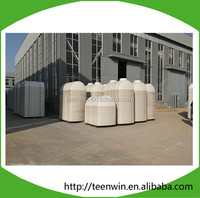 Teenwin FRP GRP Fiberglass Septic Tank for school waste water treatment