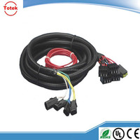 UL certified high quality wiring harness for leveling compression application