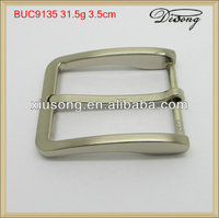 BUC9135 Silver And Orthogon Smooth Bulk Belt Buckles