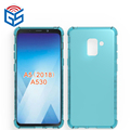 Anti-knock TPU Back Cover Full Clear Case For Samsung Galaxy A5 2018 A530
