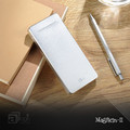 Full aluminium alloy housing Protable Power Bank 13,000mAh portable universal backup battery