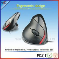 3D Optical Vertical Mouse With CE