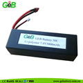 Factory price 7.4v lipo battery pack 2S1P 7.4V 5000mAh 50C