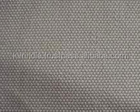 cotton canvas fabric with plain pattern