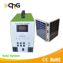 1200W 220v Portable Solar Power Generator for Home Use