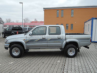 USED CARS - TOYOTA HILUX 4X4 DOUBLE CAB (LHD 3427)