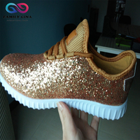 Wholesale Gorgeous Glitter Bomb Sneakers