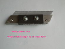 warp knitting machine E24 threading comb with magnet 24E